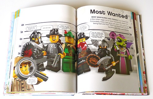 LEGO Minifigures Character Encyclopedia 05