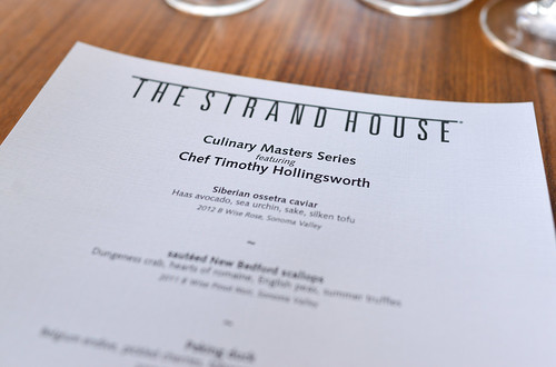 8773364573 7e68c37fc0 Timothy Hollingsworth @ The Strand House (Manhattan Beach, CA)