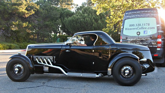 1934 Zephyr (Custom by Steve Moal) 1