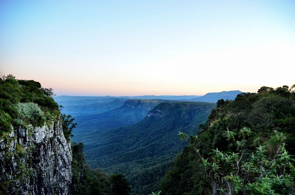 Driving South Africa's Panorama Route