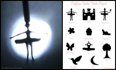 Crafterina Shadow Theater Puppets