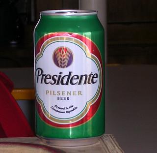 St. Martin - Presidente Beer
