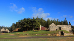 The Surgeons Quarters and Civil Hospital Built 1829 - Kingston, Norfolk Island