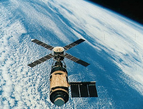 Skylab, 1973-1979 by NASA on The Commons