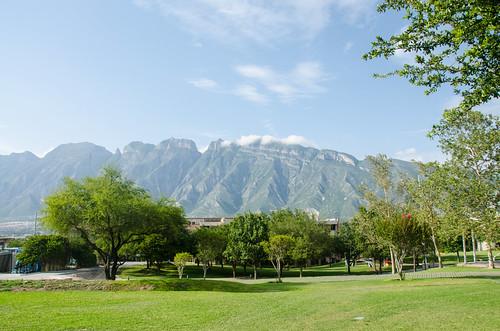 Campus UDEM, Monterrey, Mexico by JFGCadiz