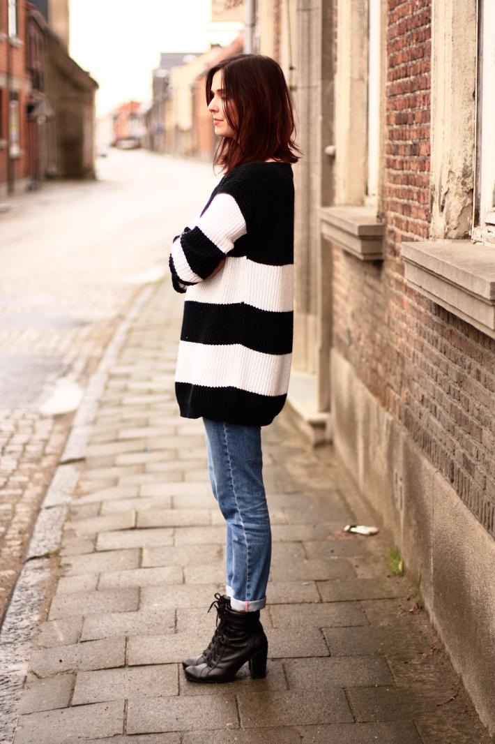 Vintage sweater boyfriend jeans the styling dutchman - Pimkie boyfriend jeans ...