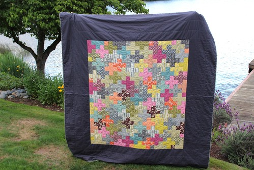 DS Addition Quilt