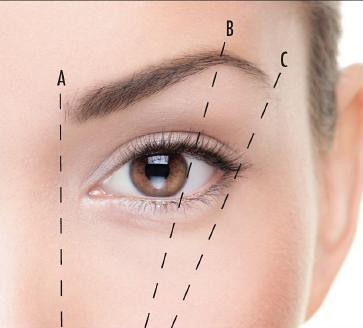 Veet brows