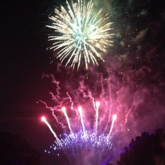 #fwso #nofilter #fireworks Concert In The Gardens Star Wars show.