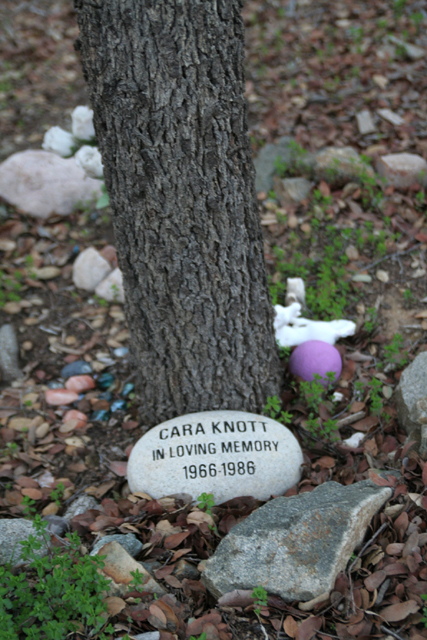 Cara Knott Memorial