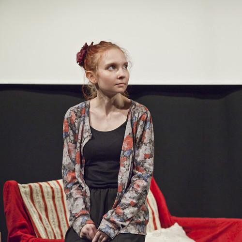 """Theaterstück """"Ein blutiges Erbe"""""""