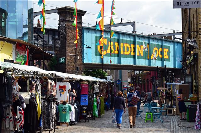 Market / Camden Lock