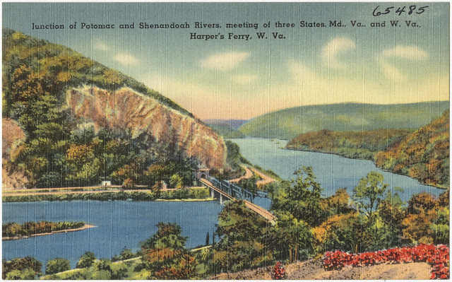 potomac and shenandoah rivers meet jazz