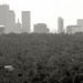 Tulsa Skyline, From the Northwest by Photographs By Wade