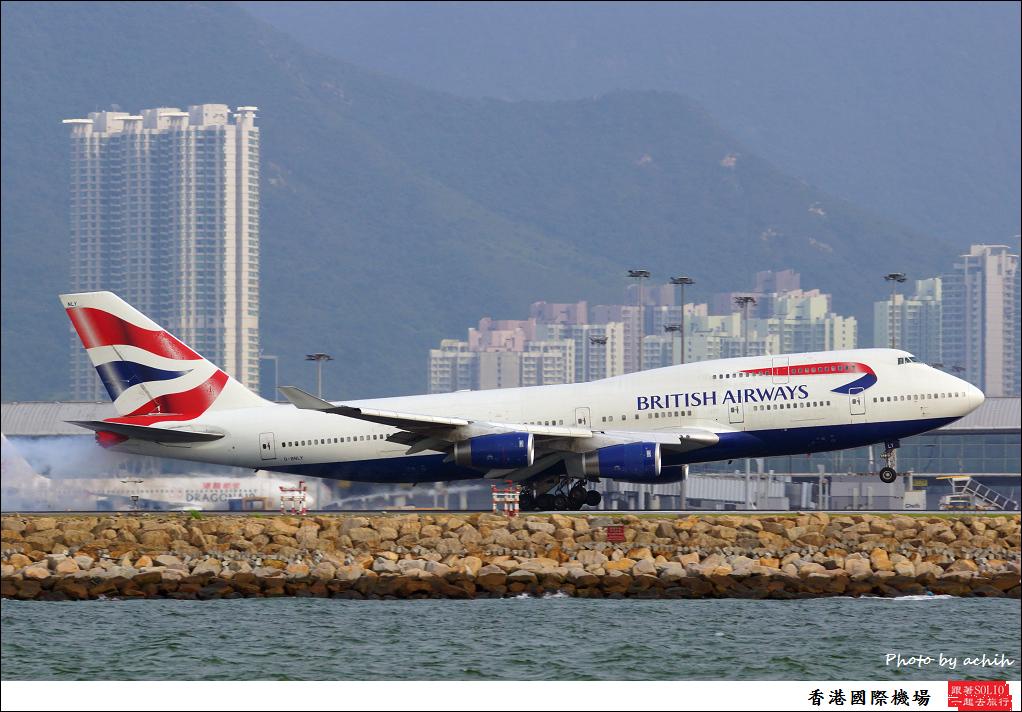 British Airways G-BNLY-002