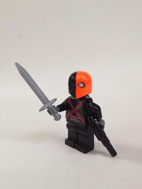 deathstroke lego - photo #4