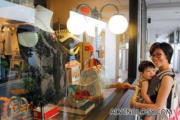 GSS Shopping at Haji Lane!