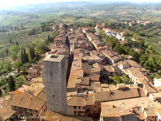 San Gimignano (Tuscany, Italy)