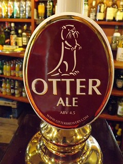 Otter, Otter Ale, England