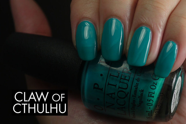 OPI Fly Swatch