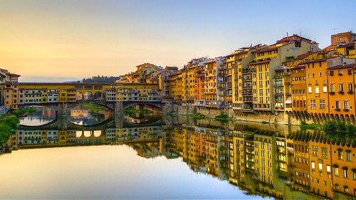 Good morning, Ponte Vecchio!