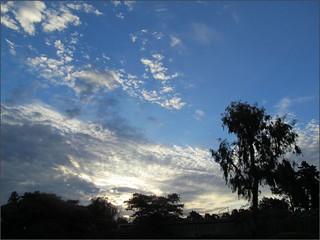 Santa Maria sunrise 8/31/13