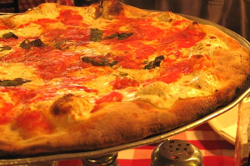 Pizza in New York City