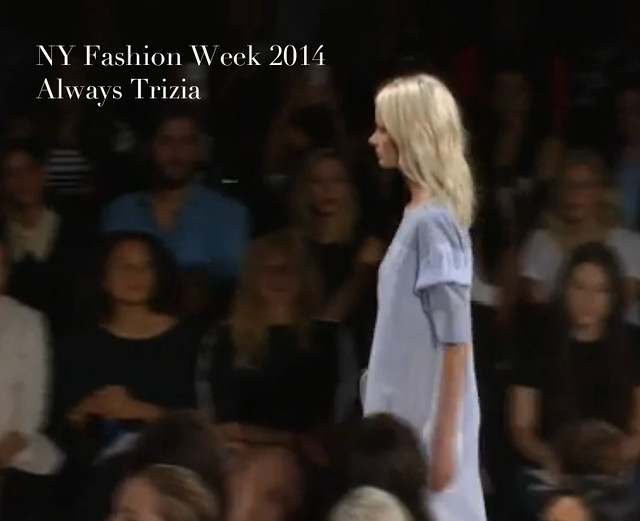NY Fashion Week 2014 Always Trizia036