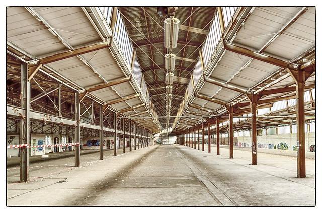 250 365 Ehemaliger G Terbahnhof Altona Flickr Photo