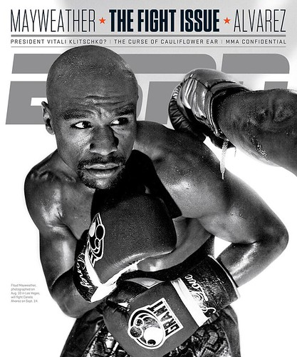 Video Floyd Mayweather interview  with ESPN . speaks on fighting canelo and his work ethic
