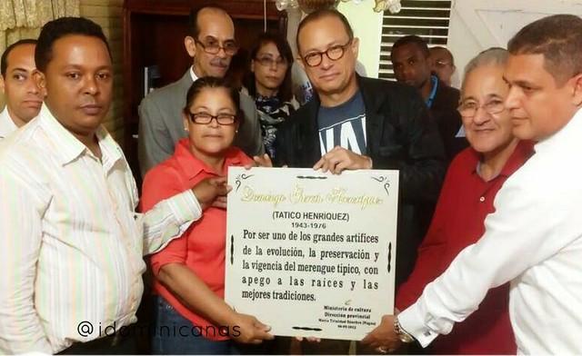 Homenaje a Tatico Henriquez