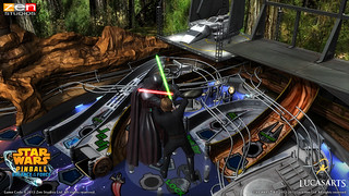 Star Wars Pinball: Balance of the Force on PSN