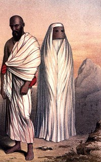 Traditional Hajj Wear