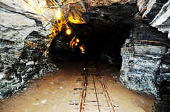 mining, formation, geology, cave, infrastructure, tunnel,
