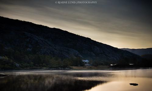 lake norway sunrise sigma bergen hordaland vann a77 gullfjellet bjarnelund