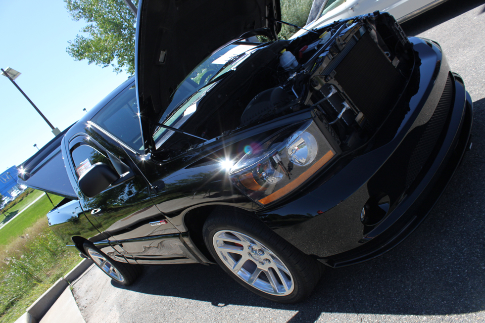 AutoNation Dodge Ram - Ram 1500 Viper Engine Front