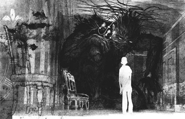 a monster calls patrick ness blog