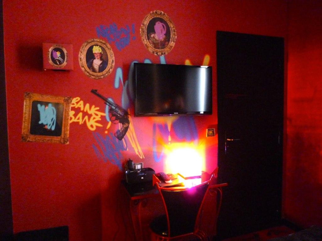 Vice Versa Hôtel - 060