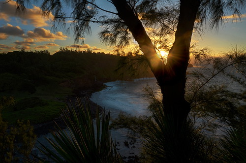 sunrise dawn nikon gimp mauritius gmic exposurefusion d5100 mauritius100 nikond5100 exfusion5