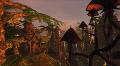 I Remember - Fantasy Faire - The Ruins of Nu Orne by Elicio Ember (Fantasy Faire 2012)