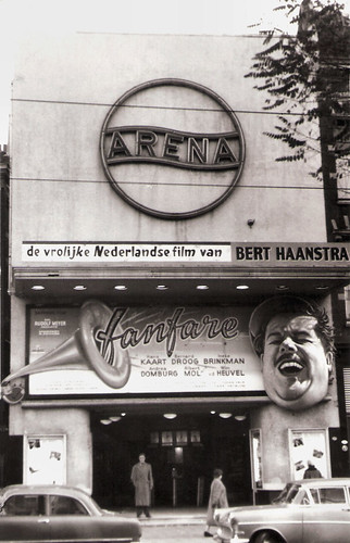 Fanfare, Arena cinema