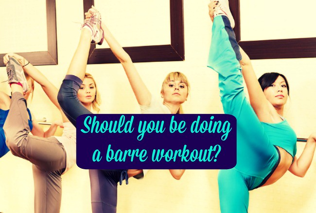 Should you be doing a barre workout?