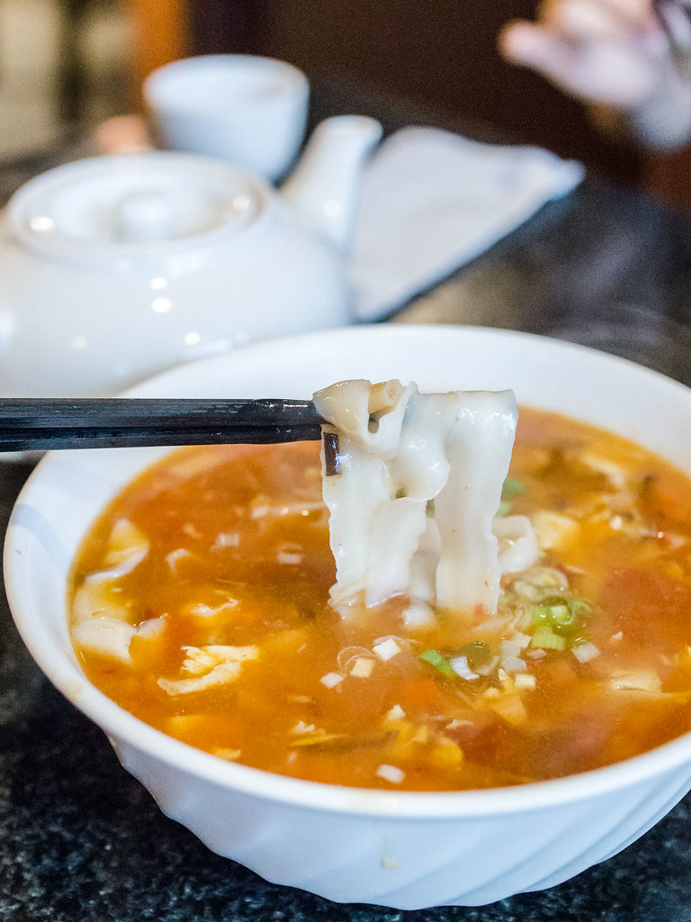 Lanzhou Hand Pulled Noodles