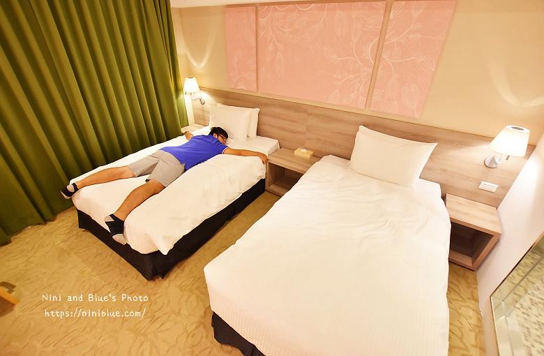 台中住宿愛麗絲飯店 Aeris  Hotel22