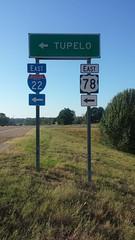 The way to Tupelo