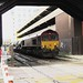 RAILHEAD TREATMENT TRAIN AT LINCOLN HIGH STREET NEW CROSSING DATED.11.16 by forsterst39
