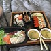 sushi in bed by AfricanViolet.co.uk