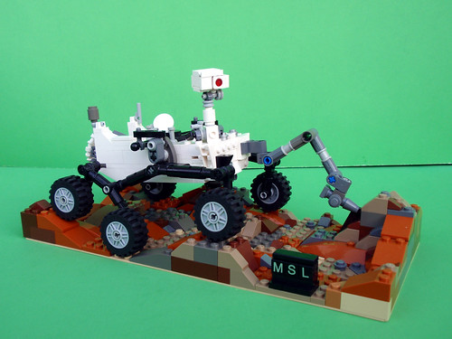 mars rover landing technique - photo #39
