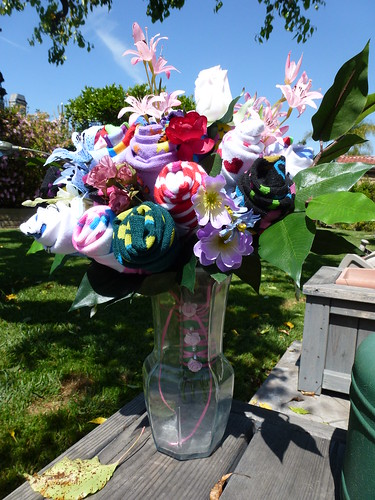 Update:  How about a sock bouquet? :  wedding 6916584160 3b9f0a29bc