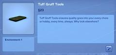 Tuff Gruff Tools